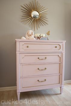 Cuckoo 4 Design: DIY chalk paint try-outs home chalk paint recipe