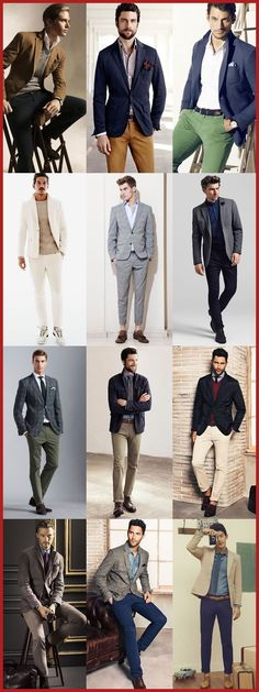 Business Fashion Corporate Dressing