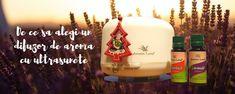 De ce sa alegi un difuzor de aroma cu ultrasunete Candle Jars, Candles, Led, Fragrance, Candy, Candle Sticks, Candle