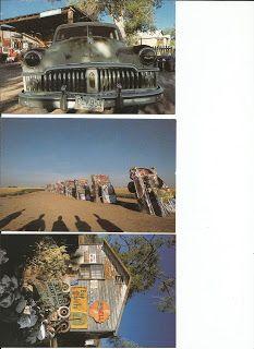 Museo online di Mattia: Cartoline Route 66 Route 66, Museums