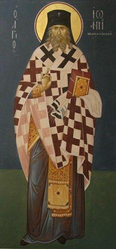 St. John Maximovitch (of Shanghai)