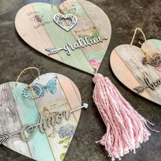 Easy Paper Crafts, Crafts To Make, Arts And Crafts, Diy Crafts, Crafts For Seniors, Pallet Crafts, Wooden Gifts, Primitive Crafts, Wooden Hearts