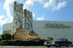 Roadside America Photo-Op - World's Largest Cowboy Boots (North Star Mall SA) by Amy St.Cyr