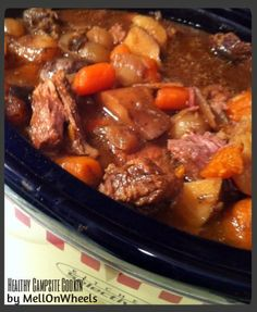 Pot Roast Stew Recipe St. Patrick's Day! Yvonne
