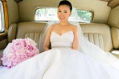 Asian bridal makeup and hair updo, Toronto, Markham