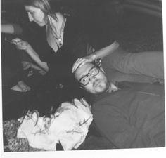 emily kokal and john frusciante :)