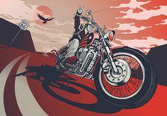 Illustration by Krzysztof Nowak www.miszmaszyna.pl