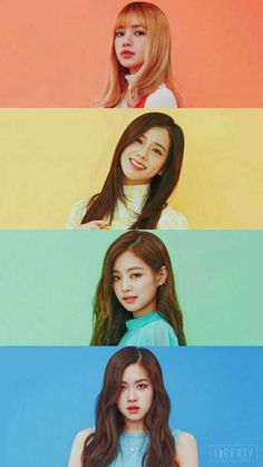 #Blackpink #Wallpaper