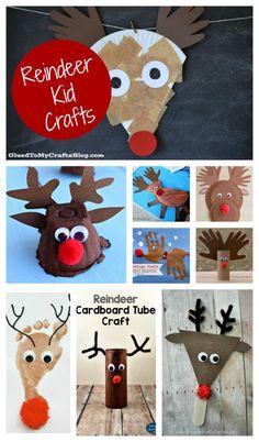 reindeer-kid-crafts.jpg (750×1278)