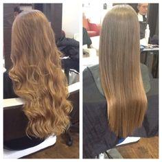 #sisters #longhairdontcare #haircut #notreally ;) #hairbymelanie #jolsalon
