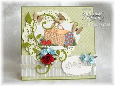 Our Daily Bread Designs Blog: ODBDSLC113 Three or More stamps Challenge!