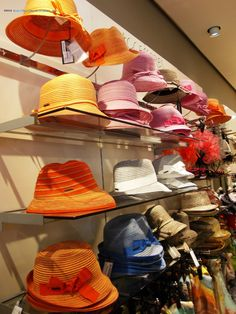 Hat hunting at Galeries Lafayette #Berlin: http://boiledwords.blogspot.de/2014/07/hat-hunting-at-galeries-lafayette.html #fashion #shopping