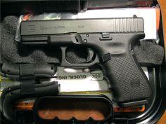 Glock 19 gen 4 gen4 Black 9mm 3-15rd mags NEW : Semi Auto Pistols at GunBroker.com