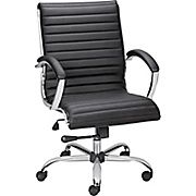 Shop Staples® for Staples® Bresser™ Luxura Managers Chair, Black. Enjoy everyday low prices and get everything you need for a home office or business.