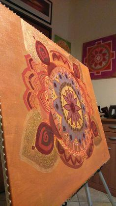 Mandala art.metta mandala meditation!