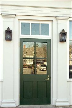 1000 images about front door on pinterest black for Front door with transom above