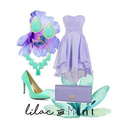"""Spring: Lilac and Mint"" by sweill803 ❤ liked on Polyvore featuring interior, interiors, interior design, home, home decor, interior decorating, Cape Robbin, Karen Kane, Kendra Scott and Tod's"