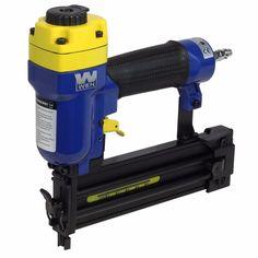Cordless Air Finish Nail Gun Nailer Construction Tool Brad 18 Gauge Home Repair #WenProducts