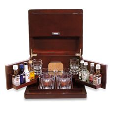 Mini bar to go anyone? Great #gift idea!