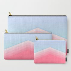 Pink Up Carry-All Pouch