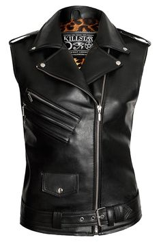 Vegan leather classic vest - but it's so good it's almost impossible to know - BADASS & with all the right details! The CORE staple; and perfect to customise Black Faux Leather Jacket, Vegan Leather Jacket, Faux Leather Jackets, Men's Leather, Designer Leather Jackets, Revival Clothing, Types Of Jackets, Jacket Types, Look Cool
