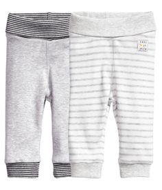 2-pack leggings | Product Detail | H&M