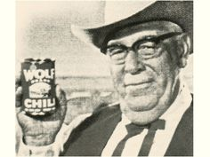 Wolf Brand Chili - In 1895, Lyman T. Davis of Corsicana, Texas developed the original recipe for Wolf Brand Chili which he sold for five cents a bowl from the back of a wagon parked on the streets in downtown Corsicana. He later opened a meat market in Corsicana where he sold his chili in brick form, using the brand name of Lyman's Famous Home Made Chili. In 1921, using the simplest machinery, he began canning his chili and marketing it in the immediate area. It was about that time that he…