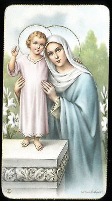 OLD-HOLY-CARD-OF-JESUS-AND-ST-MARY