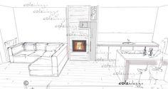 TP 30 di #clam e cucina #elmarcucine  #colzidesign www.sergiocolzi.it