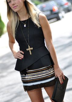 Obsessed! Love this look!!!!