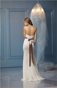 Casual Beach Wedding Dresses Photos & Tips - Get a sneak peak at WTOO's gorgeous all new 2013 Destination Wedding Dress Collection! See tons of photos and get advice and inspiration to help you find your picture perfect casual beach wedding gown!