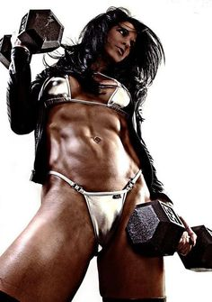 54 year old IFBB Pro Janet Lynn West http://fitness-bodybuilding-beauties.blogspot.com/2016/01/over-40-female-fitness-models.html