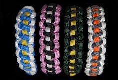 Customized Paracord Bracelet