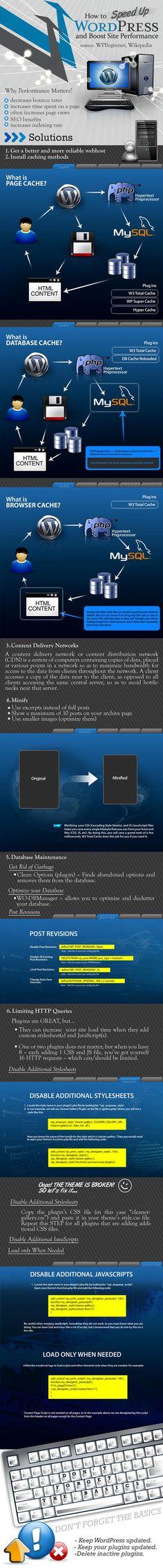 mejorar carga y acelerar wordpress