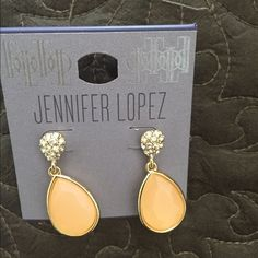 J Lo Earrings