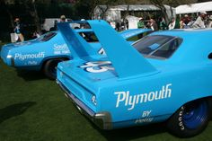 richard petty cars | Richard Petty, NASCAR, Race Car, Oldsmobile, Ford, Torino, number 43 ...