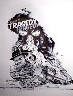 Pose - Heroic Tragedy