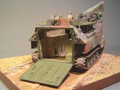 AAVR7A1 Armored Recovery Vehicle