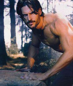Joe Manganiello - GORGEOUS werewolf from True Blood...