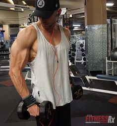 Build Serious Muscle with Only Dumbbells
