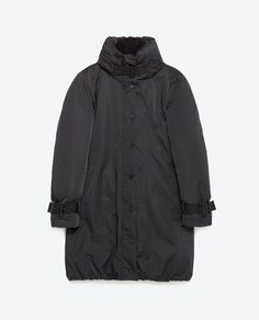Image 8 of LONG DOWN JACKET from Zara