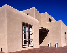 Sante Fe, New Mexico.  Went just to see the Georgia O'Keefe museum.  I will say that the town and the museum were a lot smaller than I expected, but keep in mind I'm used to HUGE NYC museums.