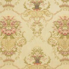 savigny - coral fabric | Royal Collection