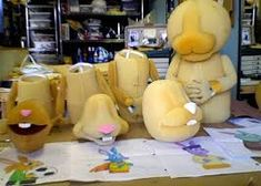 Image result for foam puppet pattern