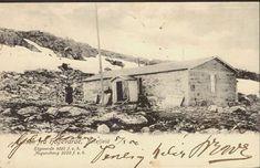 Buskerud fylke Krødsherred kommune Högevarde. Hilsen fra.... Stemplet 1906