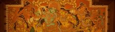 Mural Paintings of Kerala – About The Wonderful World Of Kerala Mural Paintings…