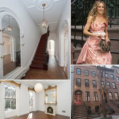 Carrie's Sex and the City Apartment Hits the Market - www.casasugar.com