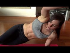 How to Get a Flat Stomach in a Day, this really works, only a 13 minute workout:-)