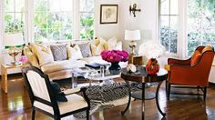 12 Salones sofisticados para cada estilo