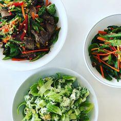 Sexy salads. #healthyeats #salad #nourishyourbody #entertainingwithfigmint #figmintcatering #sydneycaterer